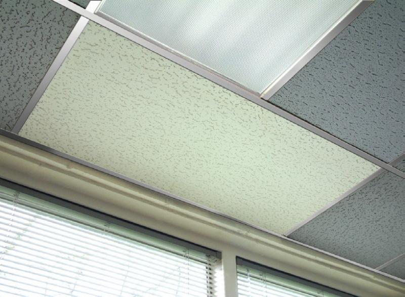 Markel Tpi Radiant Heat Ceiling Panels 2 X 2