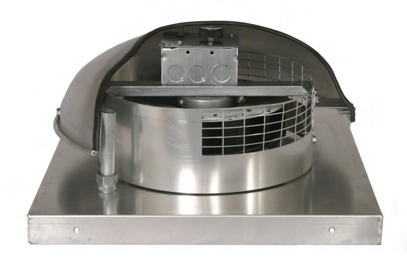S U0026p    Jenco Low Profile Roof    Wall Exhaust Fan Direct Drive