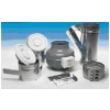 Continental Fan IN-LINE DUCT FAN Bathroom Exhaust Fan Kit Single & Dual Vent