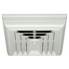 "DESIGNER 3-Way Square Ceiling Diffuser 6""-7""-8"" Duct"