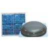 SOLAR POWERED Attic Roof Fan REMOTE PANEL